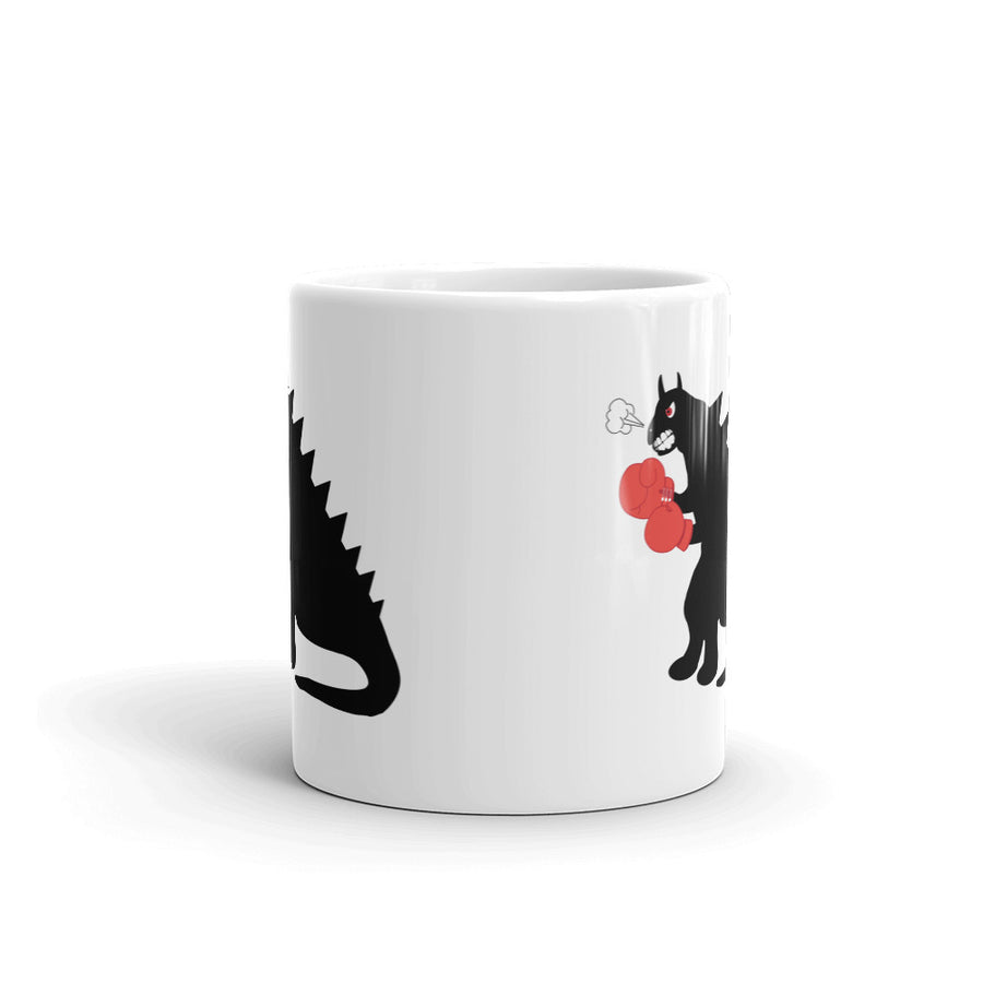 The Red Fist Mug