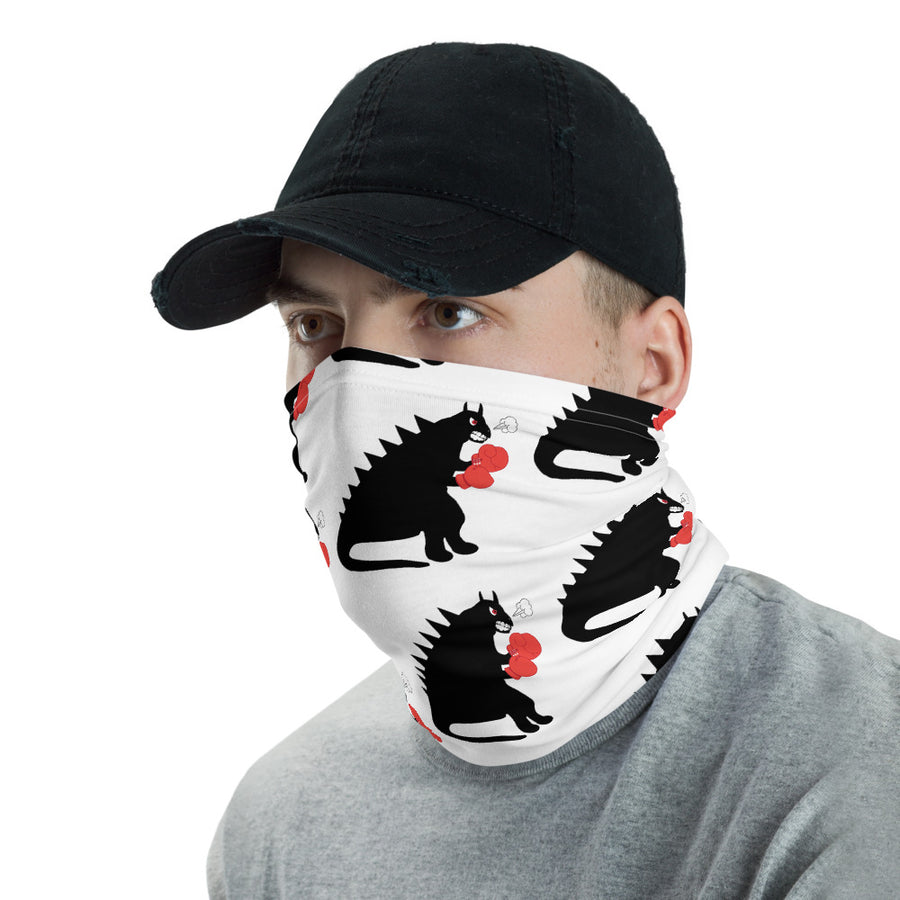 Red Fist Neck Gaiter - Pimmonster