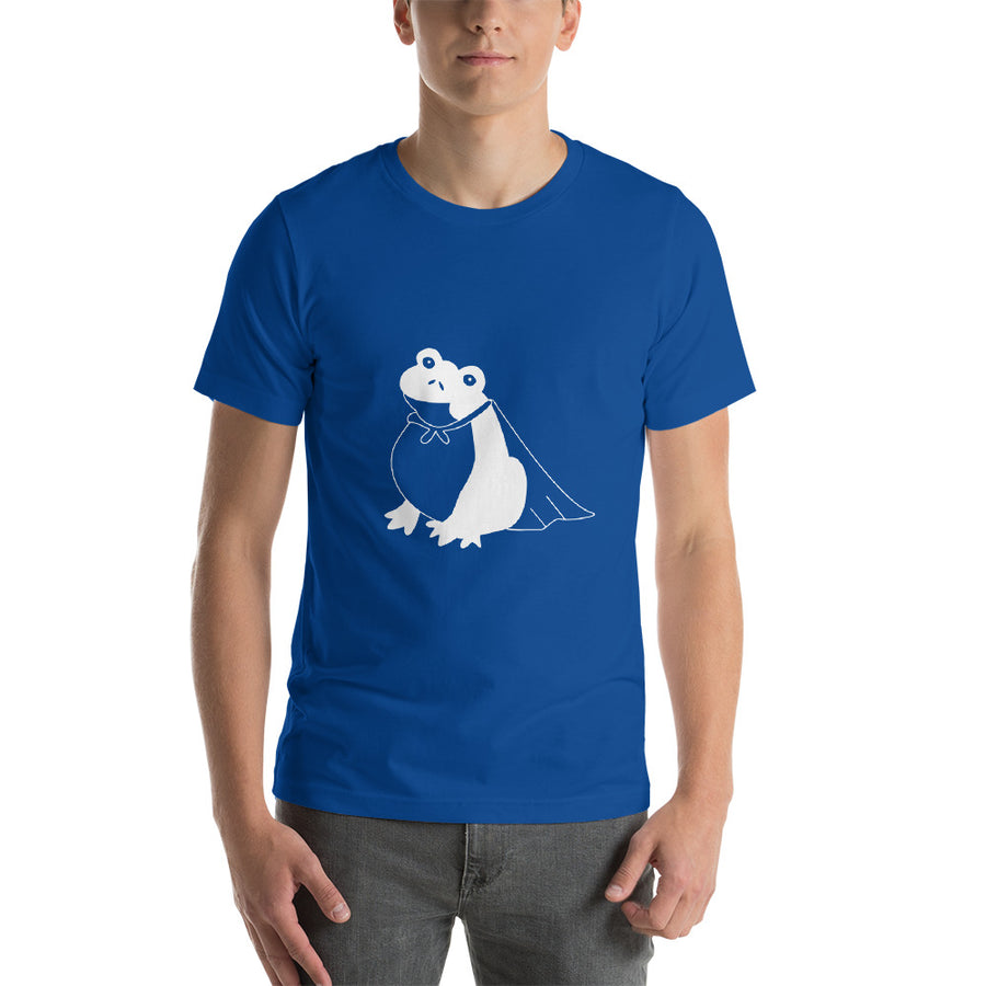 The Frog Hero Unisex T-Shirt - Pimmonster