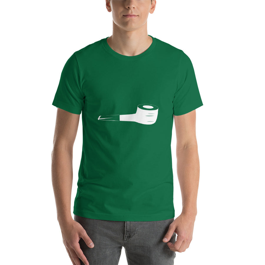 The Pipe Unisex T-Shirt - Pimmonster