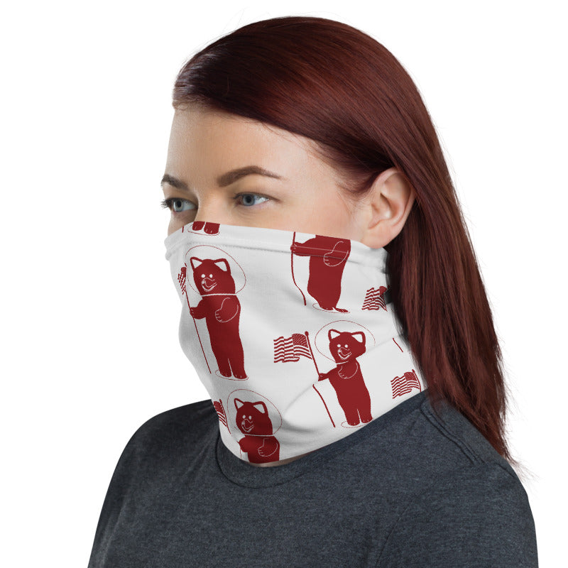 The Astronaut Dog Neck Gaiter - Pimmonster