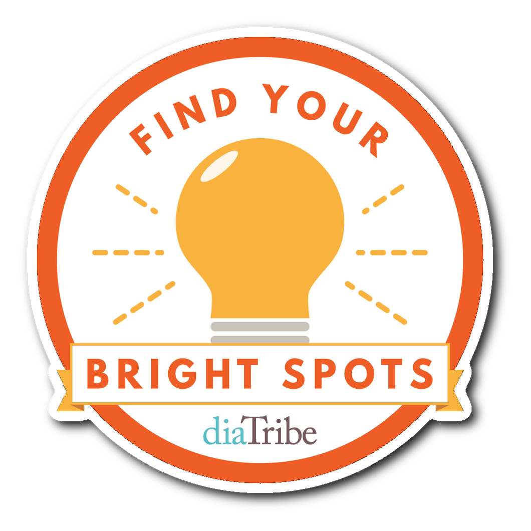 Find Your Bright Spots - Sticker