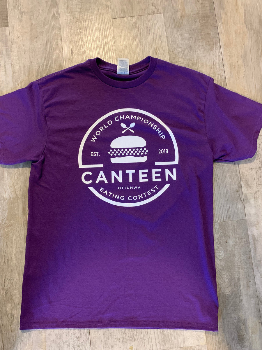 2019 World Championship Canteen Eating Contest Shirts For Sale