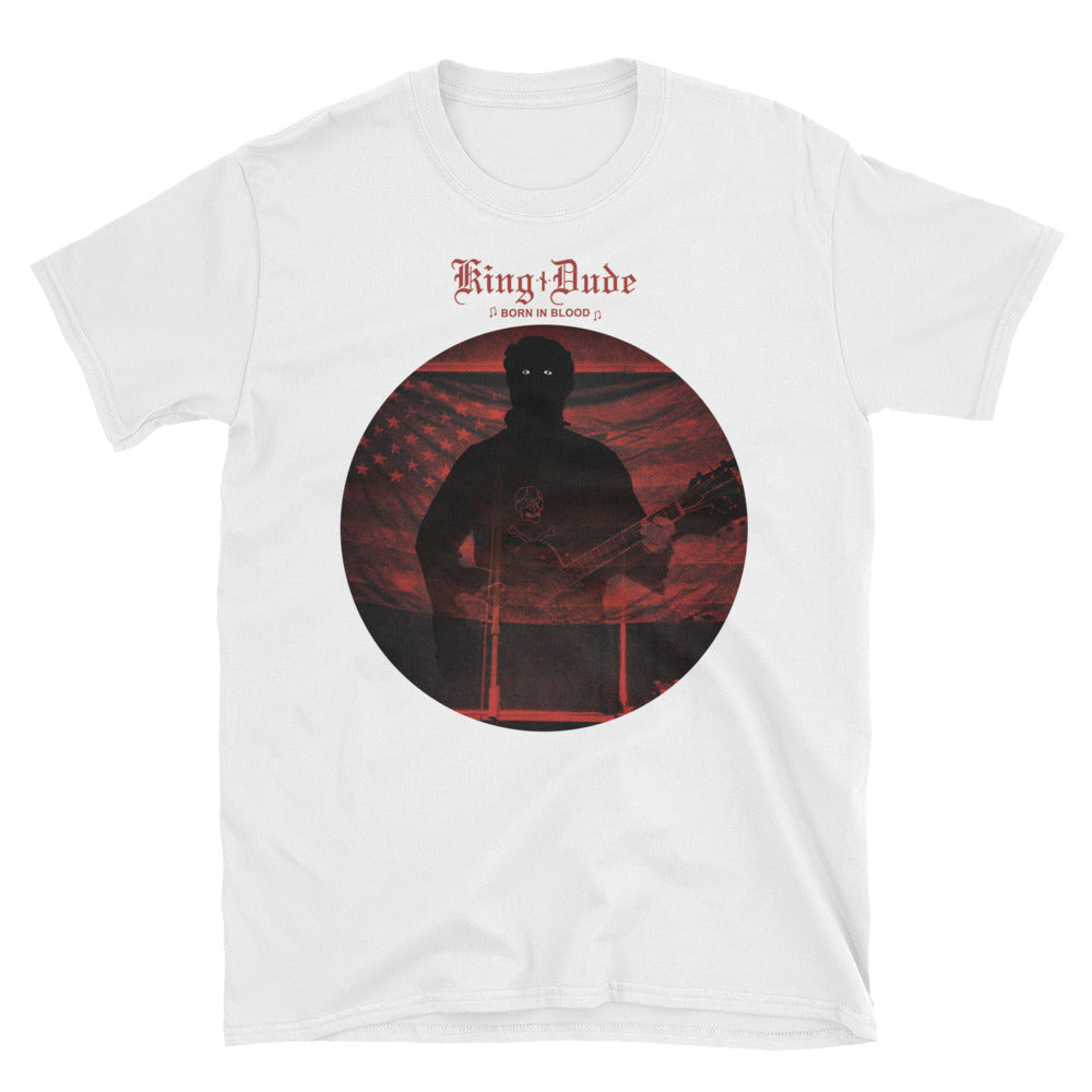 Born in Blood • T-Shirt