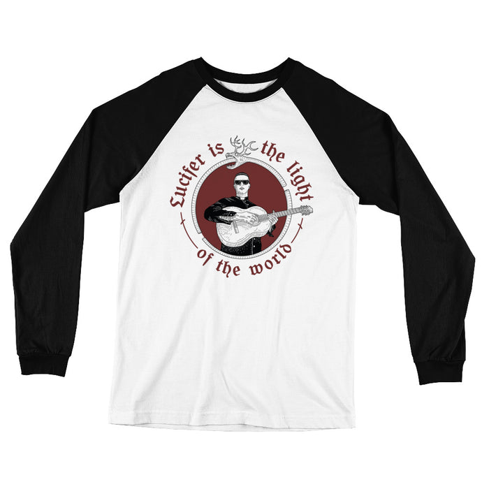 L.T.L.O.T.W. by Mr. Olaff • Long Sleeve Baseball T-Shirt