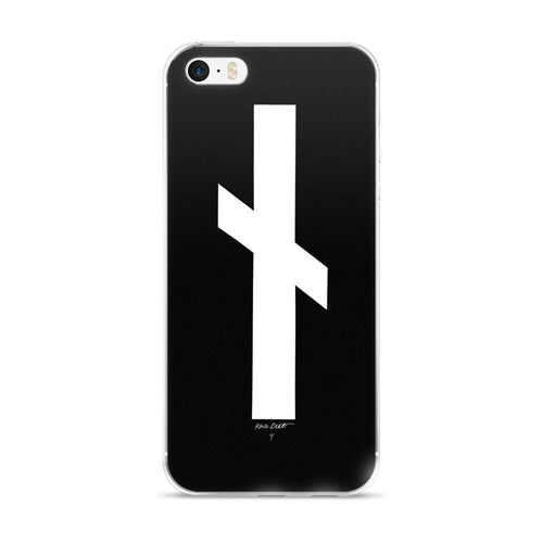 Nauthiz Rune • iPhone Case