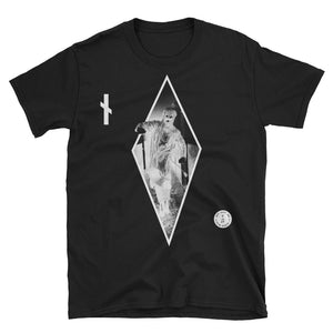 Diamond Jumping Man • T-Shirt