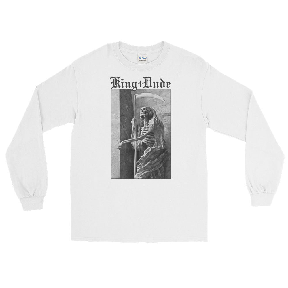Marbled Death • Long Sleeve T-Shirt