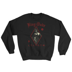 King Dude Pointing Man • Sweatshirt
