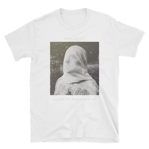 Enshrouded Man • T-Shirt