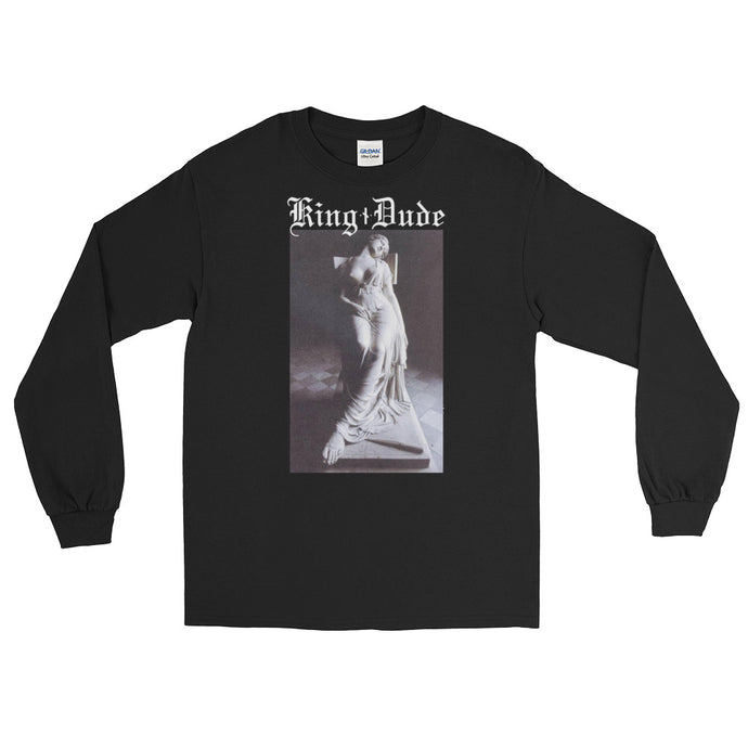Veiled Statue • Long Sleeve T-Shirt