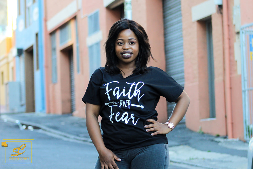 Faith Statement T-shirt