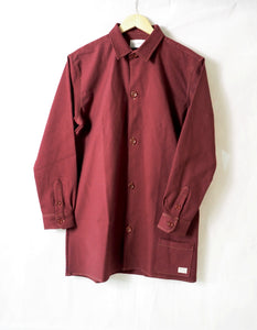 Almost Jacket Burgundy