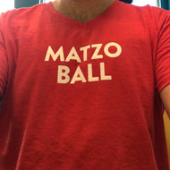 Matzo Ball t-shirt