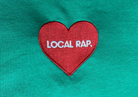 LOCAL RAP Embroidered Tee