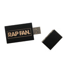 RAP FAN 64GB USB *Ships Immediately*