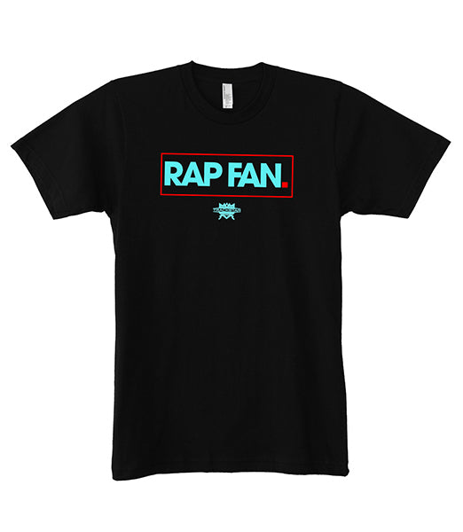 Rap Fan T-Shirt: RTJ Blue *Ships Immediately in Black*