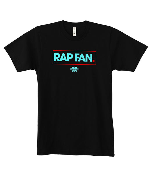 Black & RTJ Blue T-Shirt