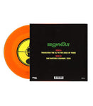 "Brownout - ""Trackstar The DJ To The Edge of Panic"" - 7"" Gold Vinyl"