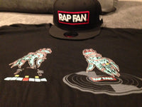 RTJDJ (RAP FAN x Run the Jewels) T-shirt *Ships Immediately*