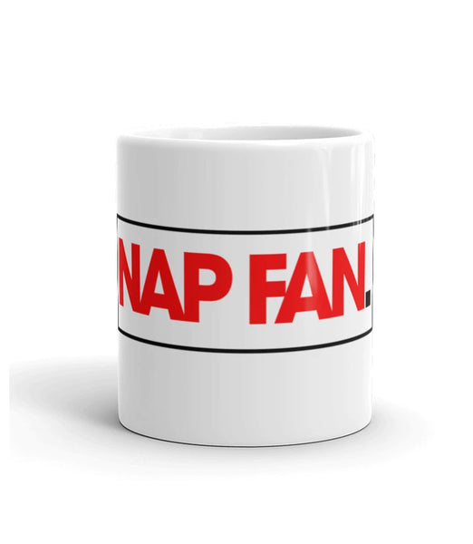 NAP FAN Mug - White