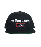 No Requests Ever Snapback
