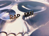 RAP FAN x Peace Images Earrings