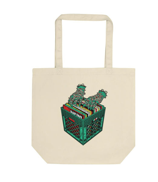RTJDJ2 Record Tote Bag