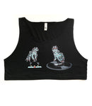 RTJDJ (RAP FAN x Run the Jewels) Ladies Tank Top
