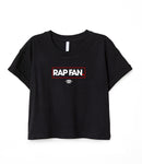RAP FAN Ladies Crop Top