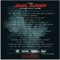 The Jewel Runner Tour Mixtape (CD)