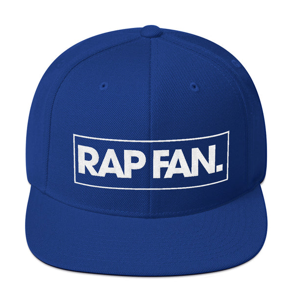 Royal Bo Snapback Hat