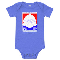 National Peek-A-Boo Association MVP Onesie