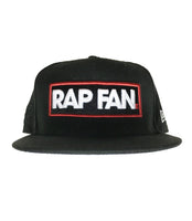 RAP FAN x New Era Snapback