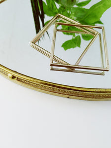 Square Biz Bangle