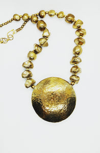 Saadani Brass Necklaces