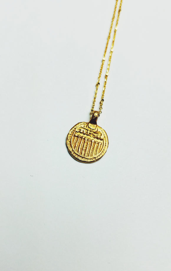 Sapta Matrikas Necklace