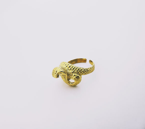 Queen Cobra Ring