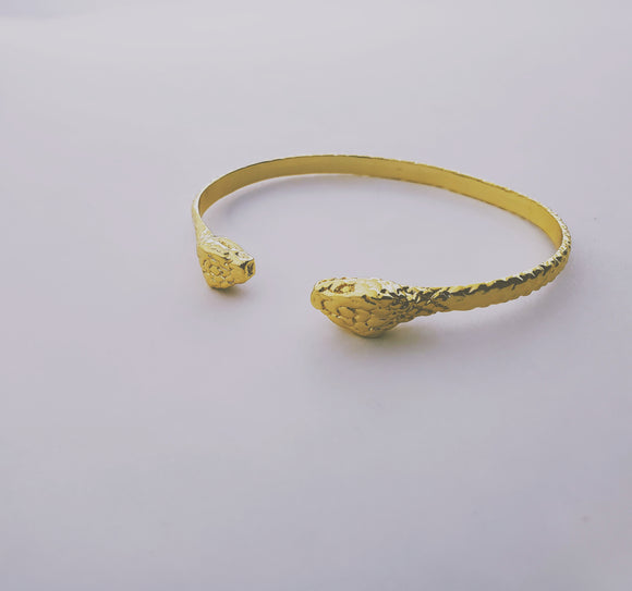 zmija cuff * also in silver