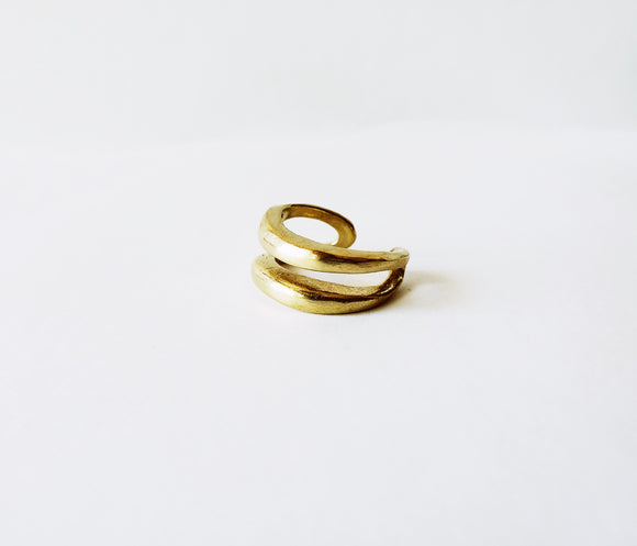 Saban Organic Ring * also in silver *