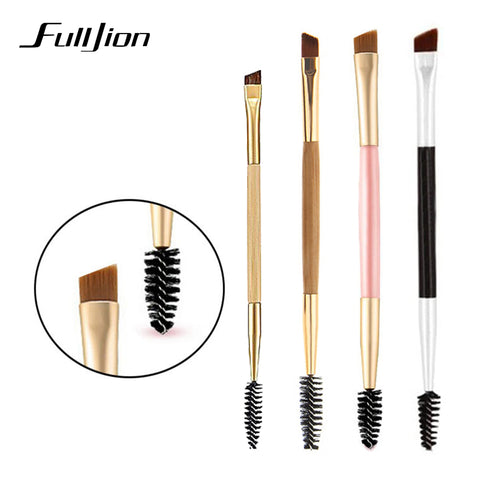 Double Sided Makeup Brush