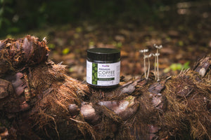 Fivesso Organic Coffee Body scrubs