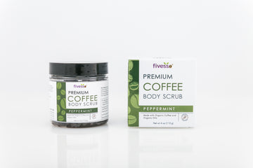 Peppermint - Premium Coffee Scrub