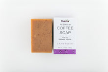 Lavender - Premium Coffee Soap Bar