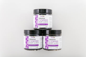 Lavender - Premium Coffee Scrubs (Pack of 3)