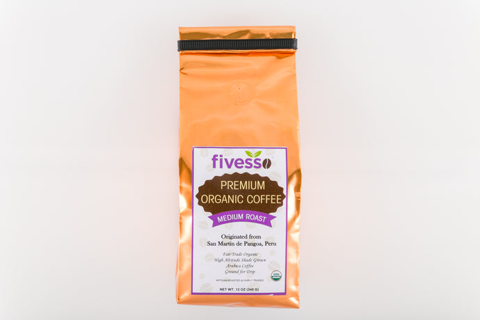 Fresh Premium Organic Coffee