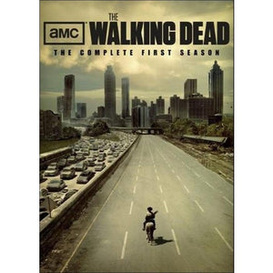 The Walking Dead Complete First Season (DVD)