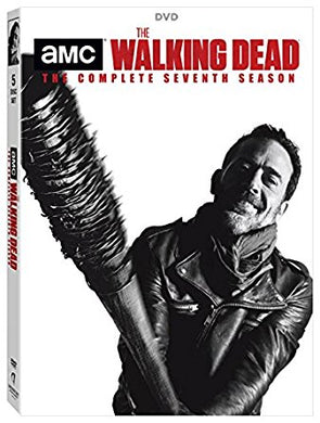 The Walking Dead The Complete Seventh Season (DVD)