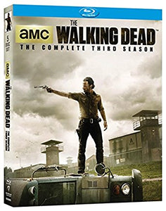 The Walking Dead Third Season (bluray)