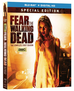 FEAR the Walking Dead - First Season (Bluray+Digital)